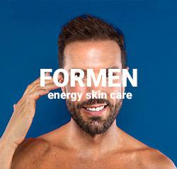 Línea For Men energetizante PFC Cosmetics