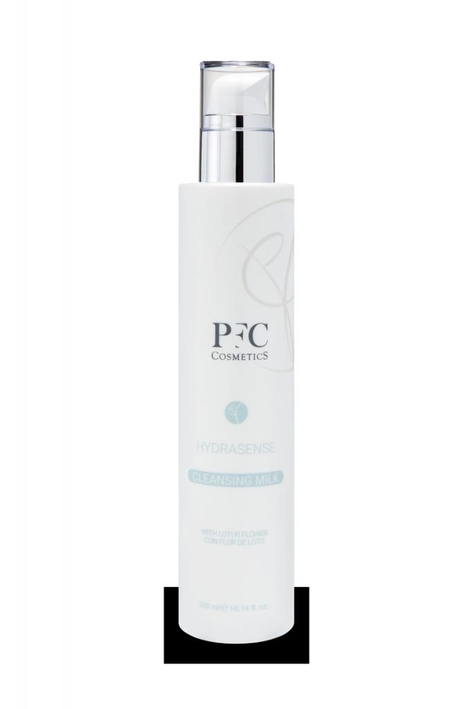 leche limpiadora hidratante facial