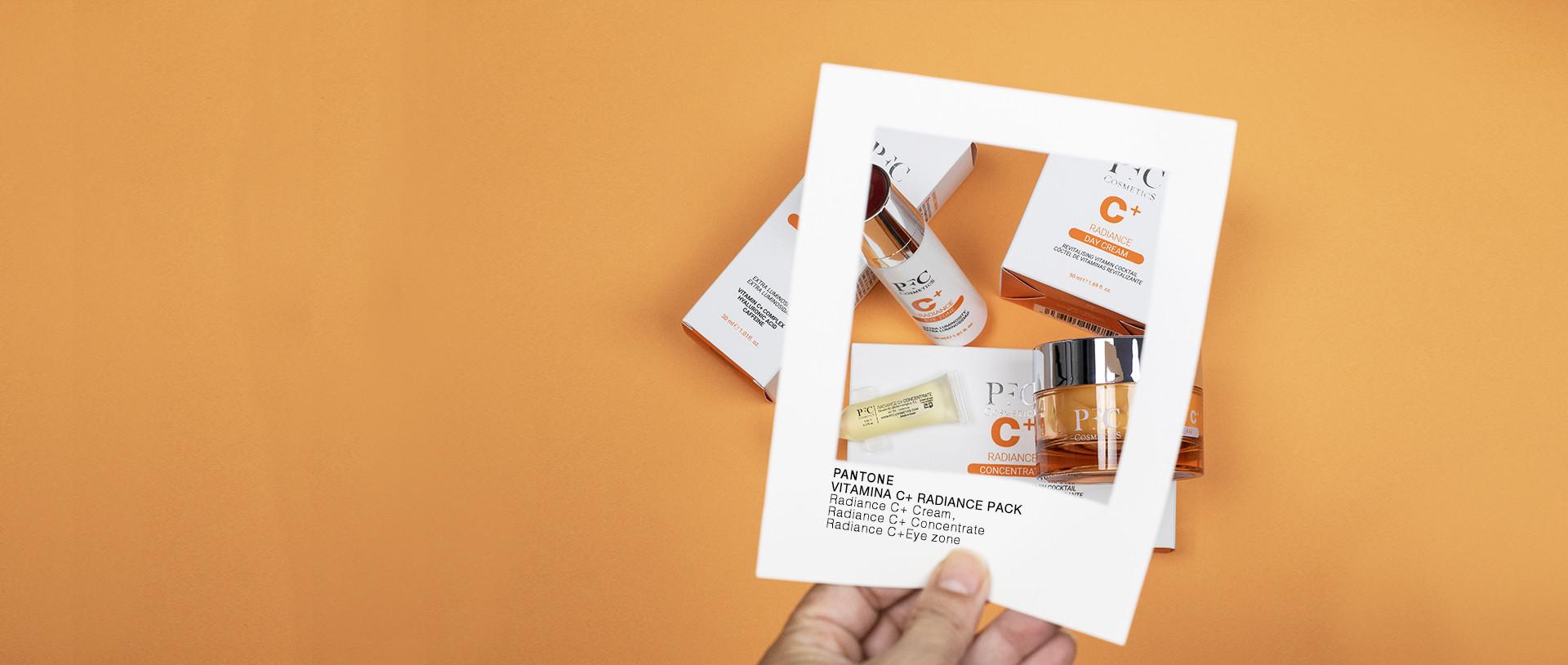 Vitamina C+ Radiance Pack